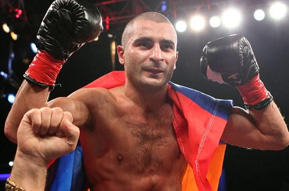 Вахтанг Дарчинян выйдет на ринг 16 июля