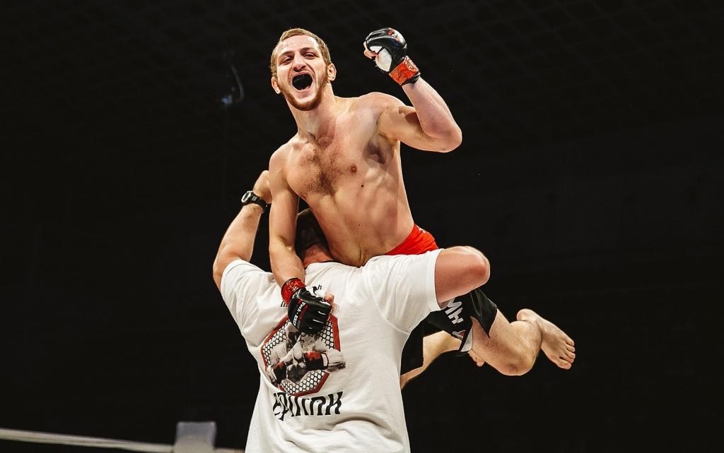 Шаматава: «Я болел за Шлеменко, мне близка его манера боя»