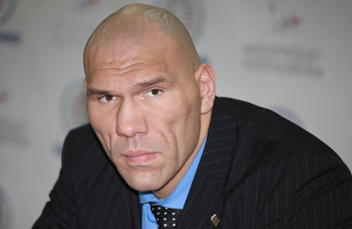 Николай Валуев: Ковалев оправдал мои ожидания