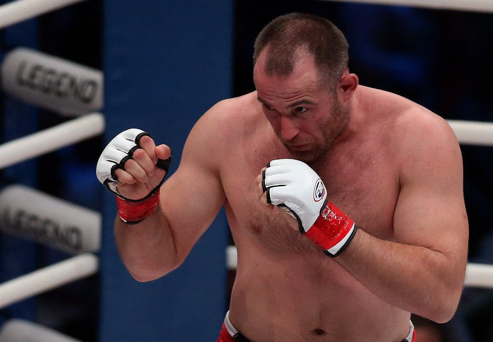 Алексей Олейник: я готов драться уже осенью