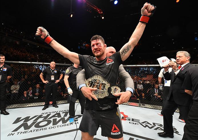 Топ-10 бойцов UFC из Европы
