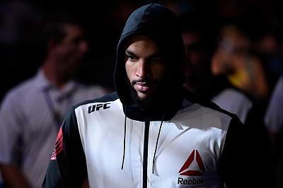 Фотогалерея: Турнир UFC Fight Night 91