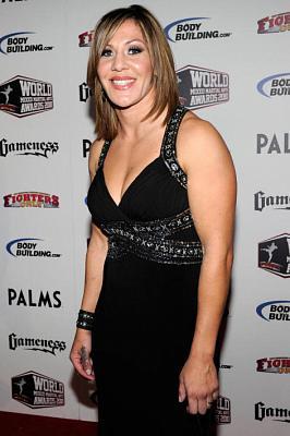 Фотогалерея: Мировая премия MMA 2010