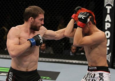 Фотогалерея: UFC on FX 1 — 1