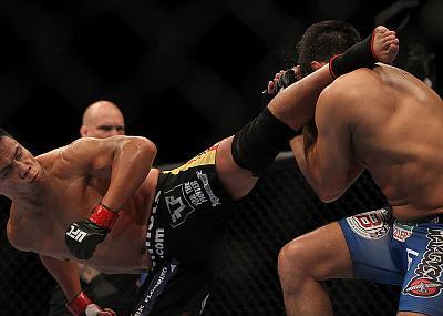 Фотогалерея: UFC 148 — 3