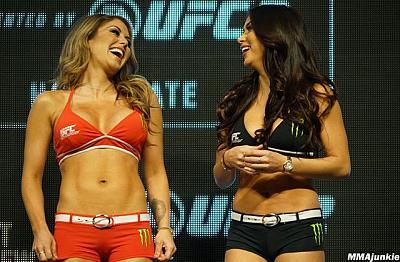 Фотогалерея: Взвешивание UFC 196