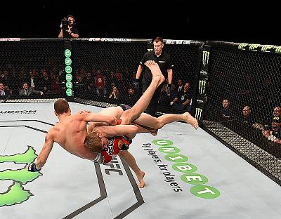 Фотогалерея: Турнир UFC Fight Night: Miocic vs. Hunt
