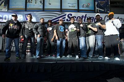 Фотогалерея: Пресс-конференция Strikeforce: St. Louis