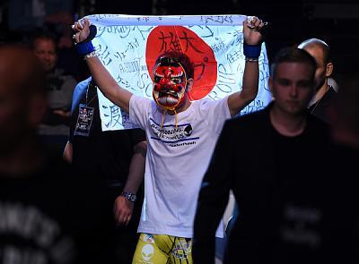 Фотогалерея: Турнир UFC Fight Night 69